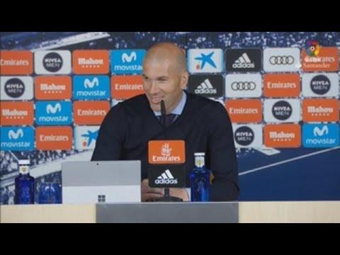 """Zidane: """"El Bayern va a venir aquí sin complejos"""""""