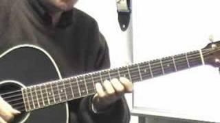 ギターレッスン~ブルースのアドリブ