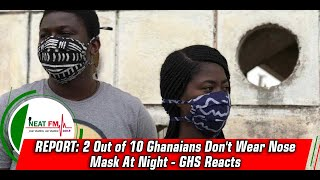 REPORT: 2 Out of 10 Ghanaians …