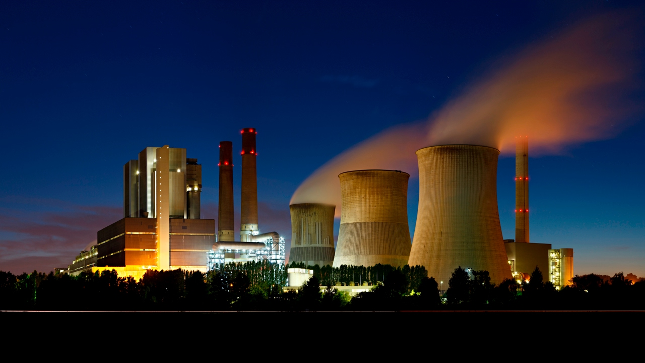 Thermal Power Station : Upcl adani thermal power plant nandikur karnataka