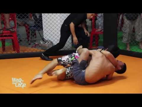 War in the Cage 4 [Fight 3]: Featherweight (-145lb) Masato vs มังกรแดง