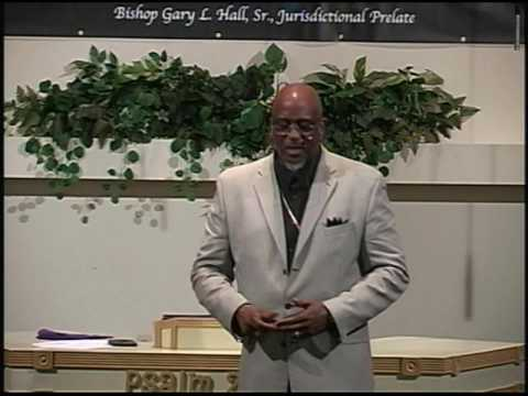The Spirit of the Power of His Might - 10.30.16 - West Jacksonville COGIC - Bishop Gary L. Hall Sr.