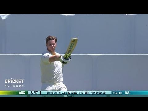 Third Test: Australia v England, day three