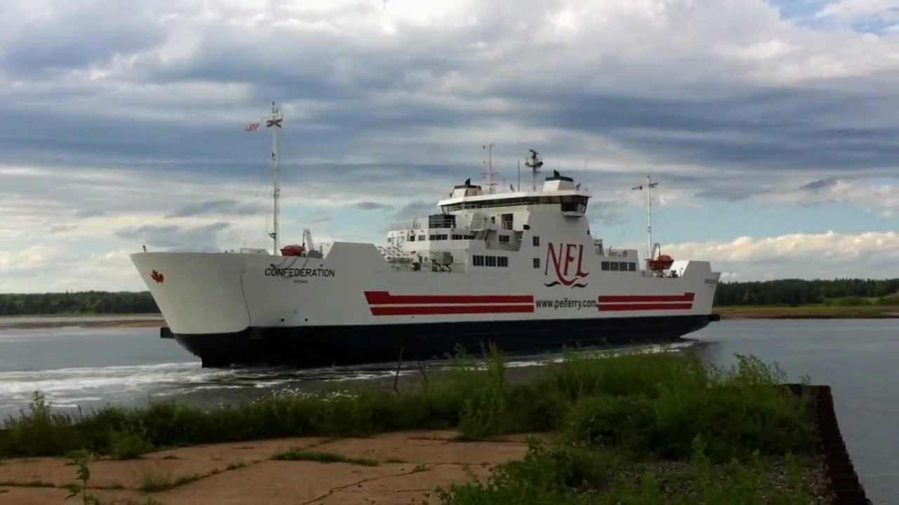 Wood Islands Caribou Ferry