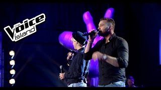 Bjarki vs. Arnar - Drunk In Love | The Voice Iceland 2015 | Battle