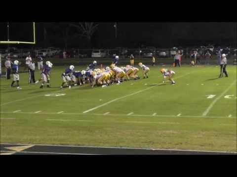 South Beauregard High School TDdrive vs. DeRidder High School