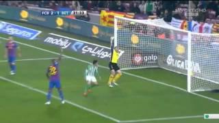 บาร์เซโลน่า 4-2 เรอัล เบติส