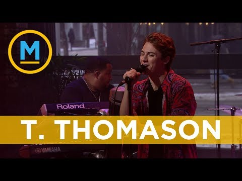 T. Thomason performs his new single 'Hope'   Your Morning