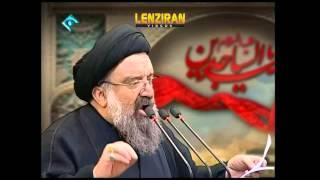 Ayatollah Ahmad Khatami answer to Barack Obama in Friday Prayer