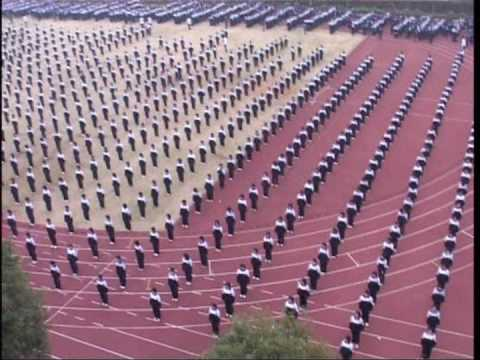 Chinese High School Classbreak Dance