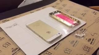 Замена корпуса на iPhone 5s в кафе(Первое пробное видео из Periscope. Сервисный центр #яПрофи начинает проект, в котором мы регулярно будем отвеч..., 2016-11-17T21:11:46.000Z)