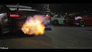 Oman Car Park Drift Qualifiers 2016 | MGKSHIHAB |