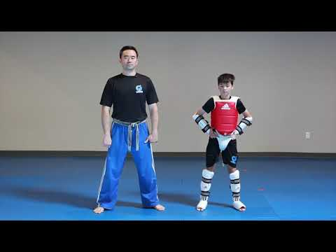 Masters Martial Arts Syosset: How To Gear Up For Sparring.