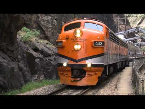 See Colorado's Royal Gorge on the Royal Gorge Route Railroad