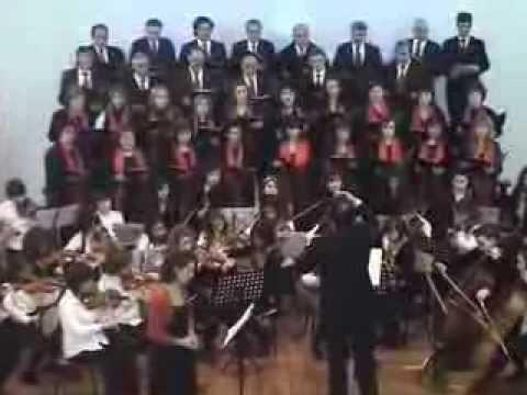 Grupo Coral Galegos S. Martinho - Recital Natal 2010- 2ª Parte