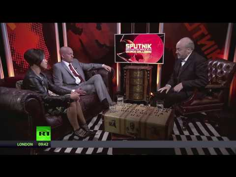 SPUTNIK: Orbiting the world with George Galloway - Episode 135