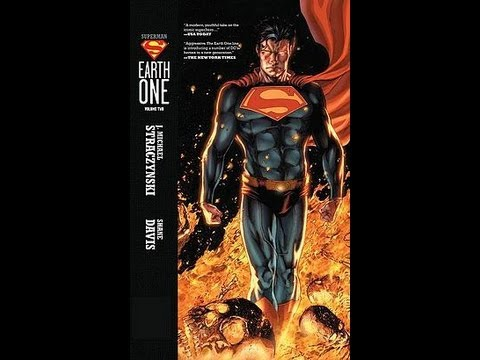 The Comic Vault: Superman Earth One, Volume 2 Review