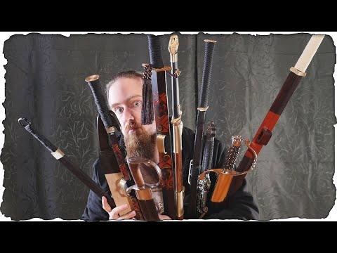 Too Many Swords...