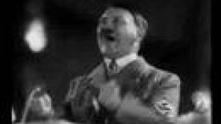 "Hitler Sings ""The Jeffersons"" Theme"