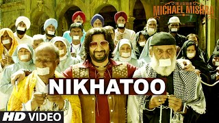 NIKHATOO Video Song | The Legend of Michael Mishra | Arshad Warsi, Aditi Rao Hydari | T-Series