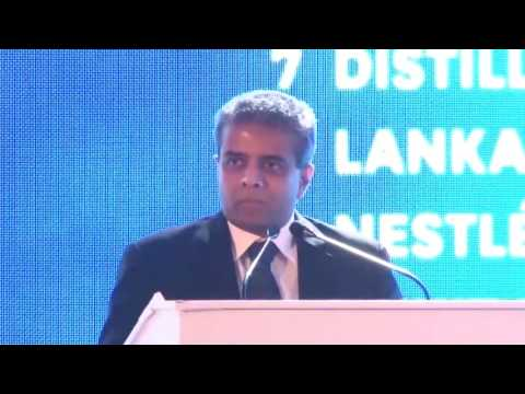 Number 5: Dialog Axiata – Dr Hans Wijayasuriya, Group Chief