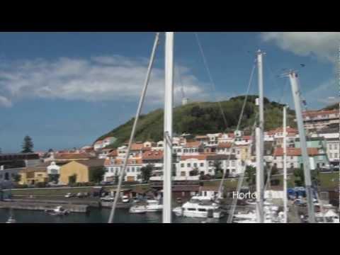 Film van ons rondje Atlantic zeilen 2011 / 2012