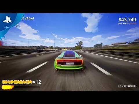 Danger Zone 2 - Gameplay Trailer | PS4