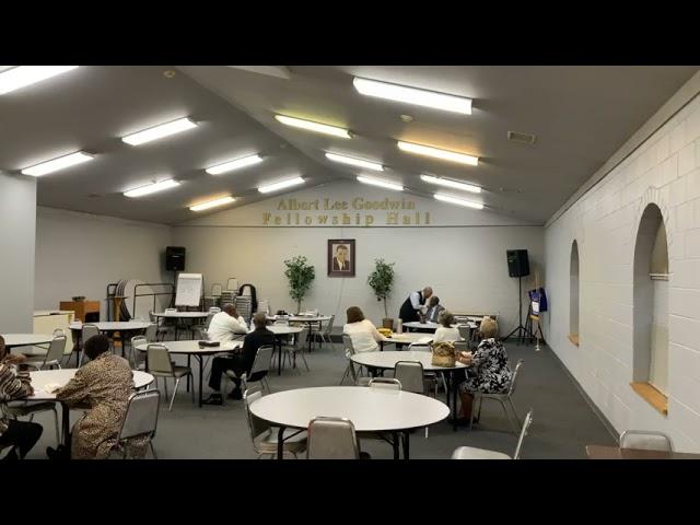 September 26th 2021 Jerriel Missionary Baptist Church Sunday School