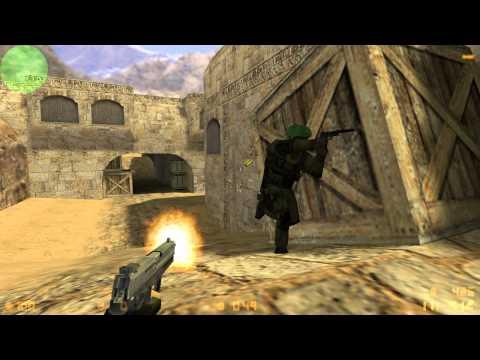 Cмотреть видео онлайн Как поменять оружие в левой или правой руке cs 1.6