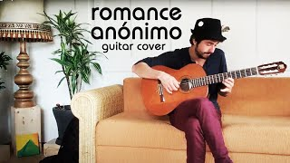 romance anonimo guitar cover l emousical
