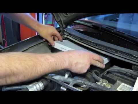 Audi Cabin Air Filter Heyanthonyaz Com Youtube