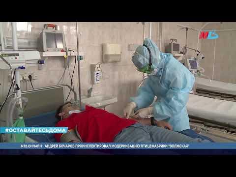 Депутаты «ЕР» в Волгограде закупили средства защиты для 22 больниц