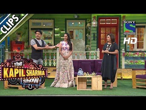 Farah Khan Ka Kapil Pe Gussa  - The Kapil Sharma Show - Episode 14 - 5th June 2016