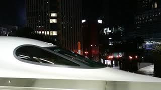 ☆列番999☆N700A  G37編成  本線試運転下り  名古屋駅発車