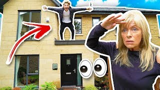 FAMILY HIDE AND SEEK IN NEW $1,000,000 MANSION!!