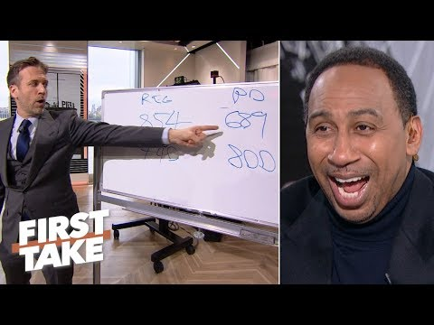 Max demonstrates why Kevin Durant is the difference-maker for the Warriors | First Take