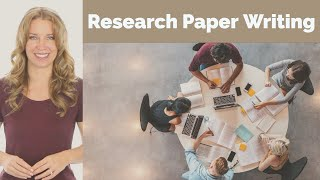 4 Steps to Writing a Great Research Paper