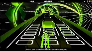 Scotty The Black Pearl Dave Darell Radio Edit Audiosurf