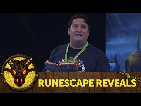 RuneScape Reveals (From RuneFest 2016)