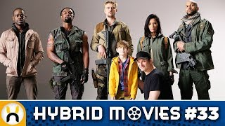 connectYoutube - The Predator Plot Sounds Ridiculous What's Going On? | Hybrid Movies #33