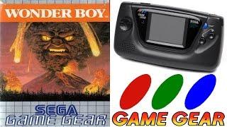 Wonder Boy | Sega Game Gear Special | Ein wunderbarer Junge