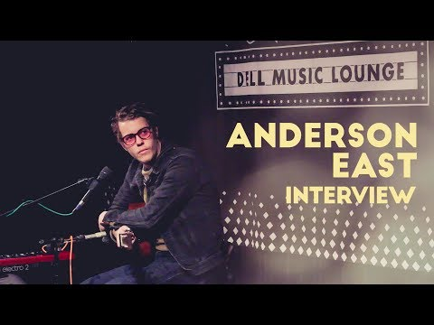 Anderson East Interview [LIVE Dell Music Lounge 2017] | Austin City Limits Radio
