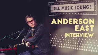 Anderson East  LIVE in the Dell Music Lounge [Interview]