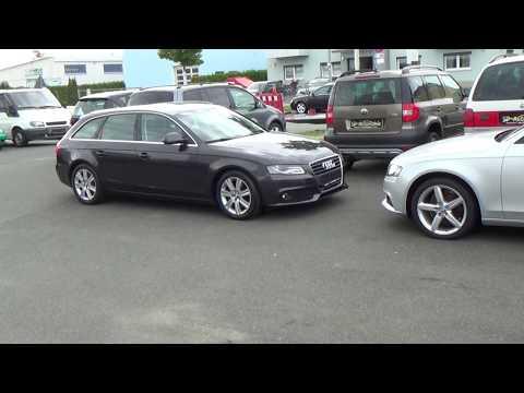 Auta z Niemiec #24/08/2017: Audi A4 /Norymberga/