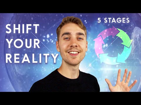 The 5 Stages of Belief Shifting: A Powerful Map For Reprogramming The Subconscious Mind