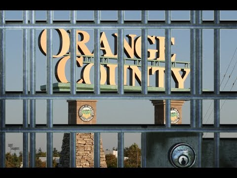 INFO for the Orange County Juvenile Hall