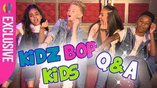 KIDZ BOP | SING OR SAY Q&A?!