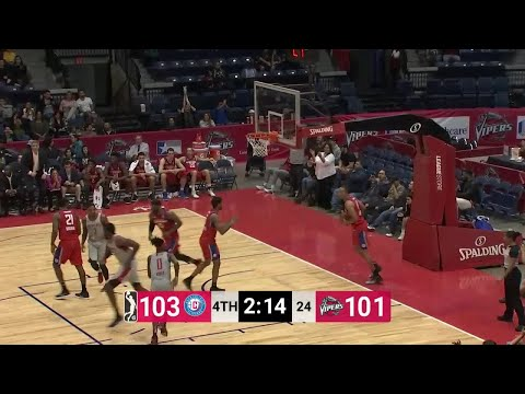 RJ Hunter (23 points) Highlights vs. Agua Caliente Clippers