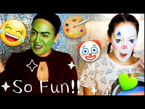 Halloween Face Painting With My Mom from YouTube · Duration:  10 minutes 44 seconds