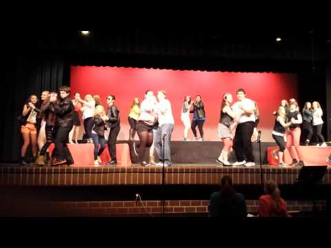 "Sedgwick High School ""Encore 2014"""